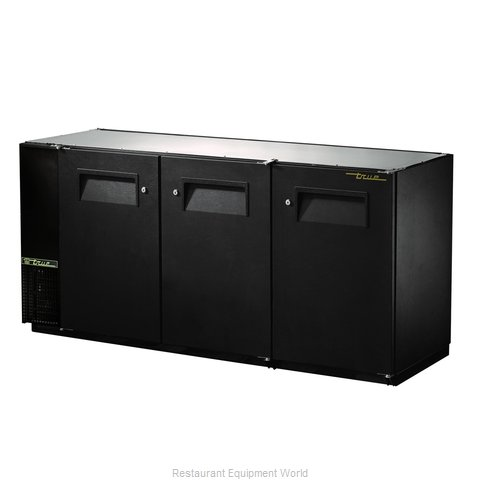 True TBB-24GAL-72 Back Bar Cabinet, Refrigerated