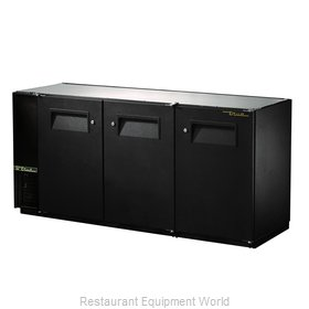 True TBB-24GAL-72 Backbar Cabinet Refrigerated