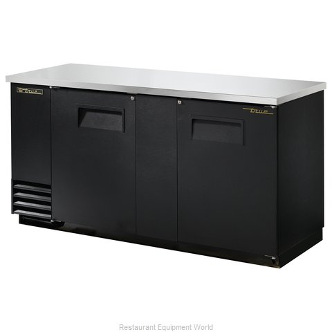 True TBB-3 Back Bar Cooler