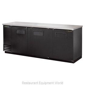 True TBB-4-HC Back Bar Cabinet, Refrigerated