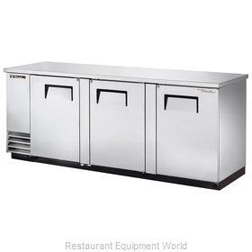 True TBB-4-S-HC Back Bar Cabinet, Refrigerated