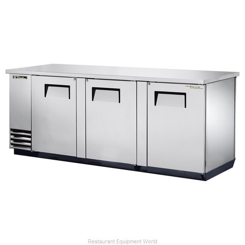 True TBB-4PT-S Back Bar Cabinet, Refrigerated