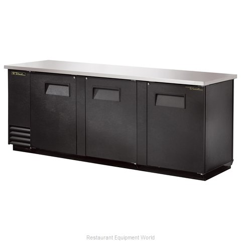 True TBB-4PT Back Bar Cabinet, Refrigerated (Magnified)