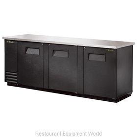 True TBB-4PT Back Bar Cabinet, Refrigerated