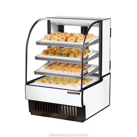 True TCGD-31 Dry Bakery Case