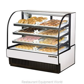 True TCGD-50 Display Case Non-Refrigerated Bakery