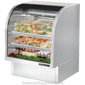 True TCGG-36-S-LD Display Case, Refrigerated Deli