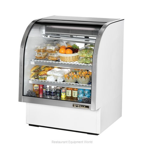True TCGG-36 Display Case Refrigerated Deli (Magnified)