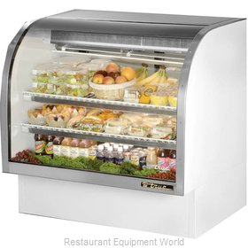 True TCGG-48-LD Display Case, Refrigerated Deli