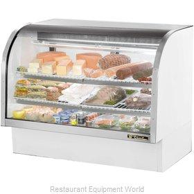 True TCGG-60-LD Display Case, Refrigerated Deli