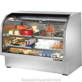 True TCGG-60-S-LD Display Case, Refrigerated Deli