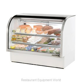 True TCGG-60 Display Case Refrigerated Deli