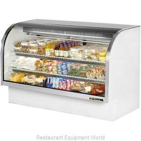 True TCGG-72-LD Display Case, Refrigerated Deli