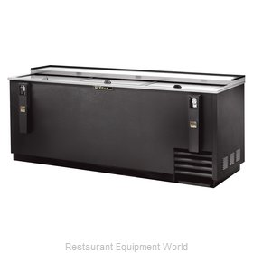 True TD-80-30 Horizontal Bottle Cooler