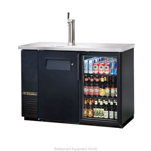 True TDB-24-48-1-G1LD Draft Beer Cooler