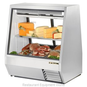 True TDBD-48-2 Display Case, Refrigerated Deli