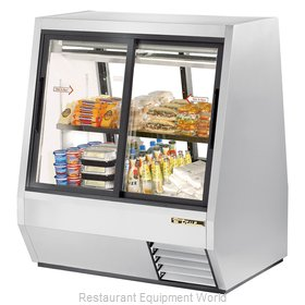 True TDBD-48-4 Display Case, Refrigerated Deli