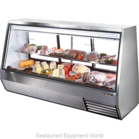 True TDBD-96-3 Display Case, Refrigerated Deli