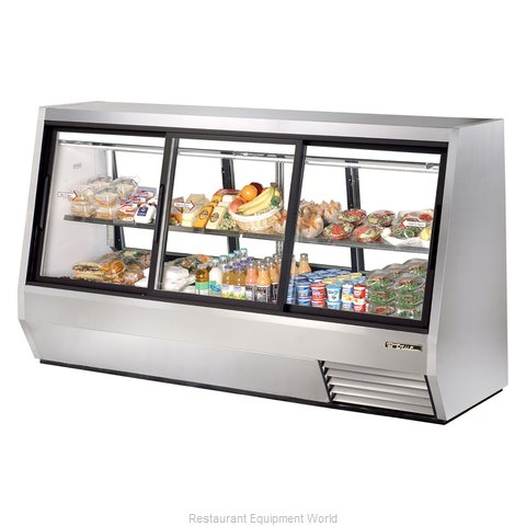 True TDBD-96-6 Display Case, Refrigerated Deli