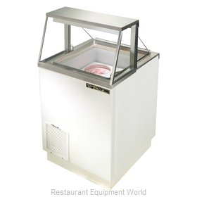 True TDC-27 Dipping Cabinet