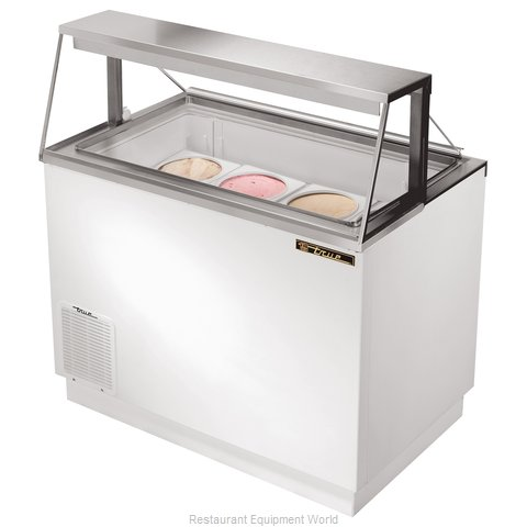 True TDC-47 Dipping Cabinet