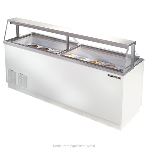 True TDC-87 Dipping Cabinet