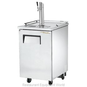 True TDD-1-S Draft Beer Cooler