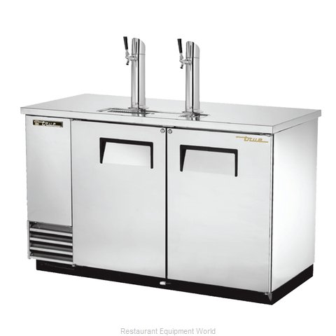 True TDD-2-S Draft Beer Cooler