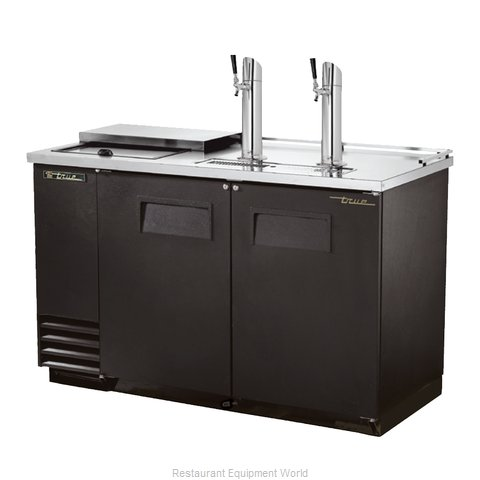 True TDD-2CT True Direct Draw Draft Beer Dispenser