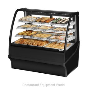 True TDM-DC-48-GE/GE-S-S Display Case, Non-Refrigerated Bakery