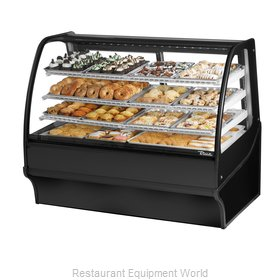 True TDM-DC-59-GE/GE-S-S Display Case, Non-Refrigerated Bakery