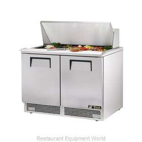 True TFP-48-18M Refrigerated Counter, Mega Top Sandwich / Salad Unit