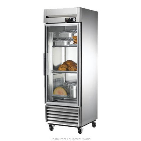 True TH-23G Reach-In Heated Cabinet 1 section