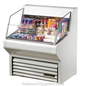 True THAC-36 Merchandiser, Open