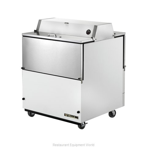 True TMC-34-DS-SS Milk Cooler