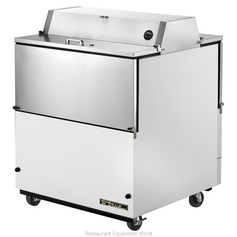 True TMC-34-DS Milk Cooler