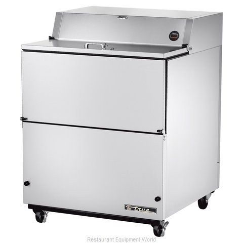 True TMC-34-S Mobile Milk Cooler