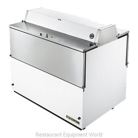 True TMC-49-DS-SS Milk Cooler