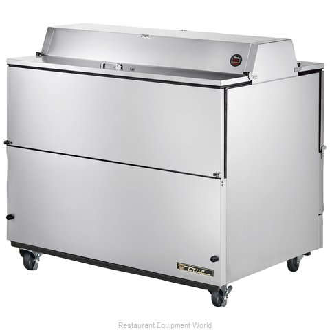 True TMC-49-S-DS Mobile Milk Cooler
