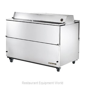 True TMC-58-S-DS-SS Milk Cooler