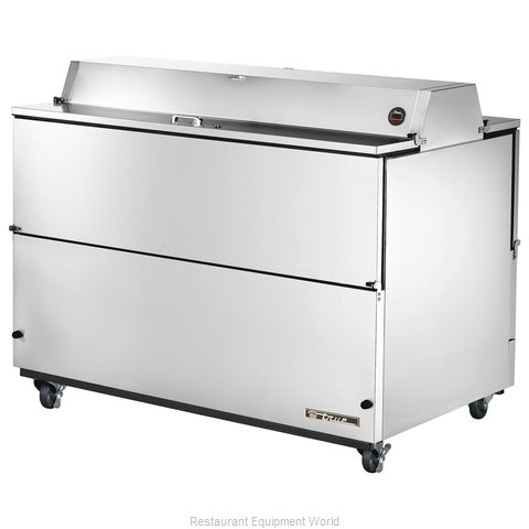 True TMC-58-S-DS Milk Cooler