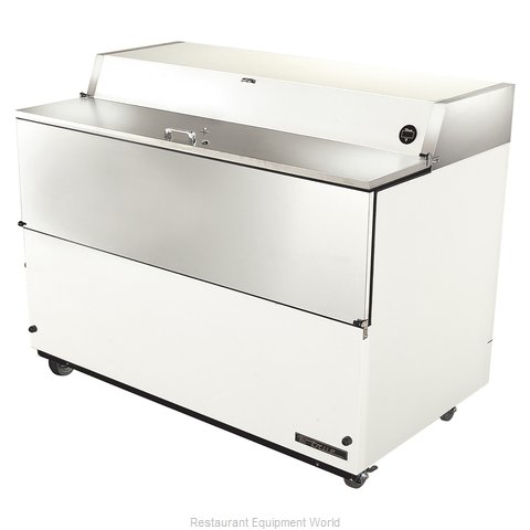 True TMC-58-SS Milk Cooler