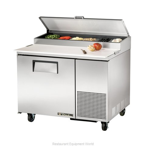 True TPP-44 Refrigerated Counter, Pizza Prep Table