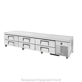 Refrigerated Chef Base