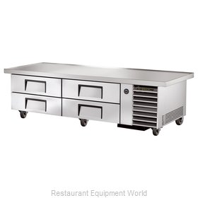 True TRCB-79-86 Refrigerated Cook Stand, Two-Section