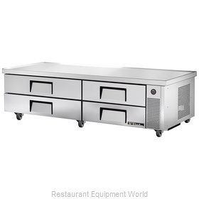 True TRCB-82-84 Equipment Stand, Refrigerated Base