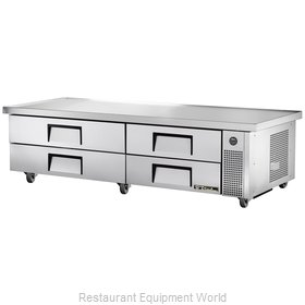 True TRCB-82-86 Equipment Stand, Refrigerated Base