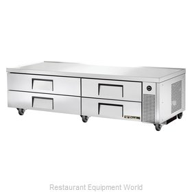 True TRCB-82 Refrigerated Cook Stand, Two-Section