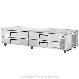 True TRCB-96 Refrigerated Counter Griddle Stand