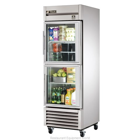 True TS-23G-2 Reach-in Refrigerator 1 section